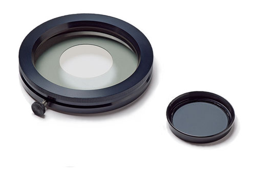OP-006-375,-Polarization-filter-with-analyzer-for-RingLight-80-LED-system