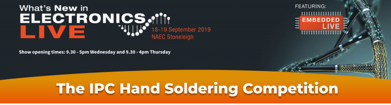 The IPC Hand Soldering Competition